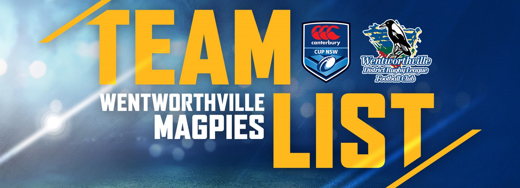 Wenty Magpies Round 19 Team List