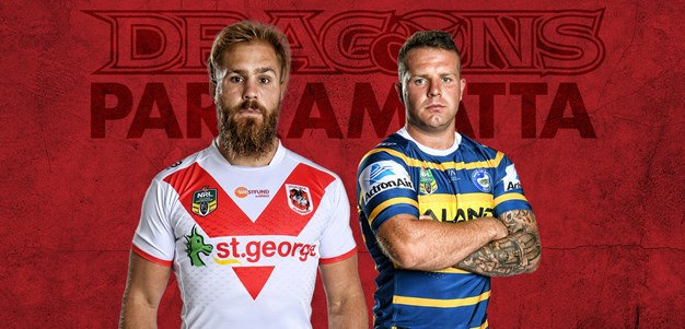 Dragons v Eels Match Preview