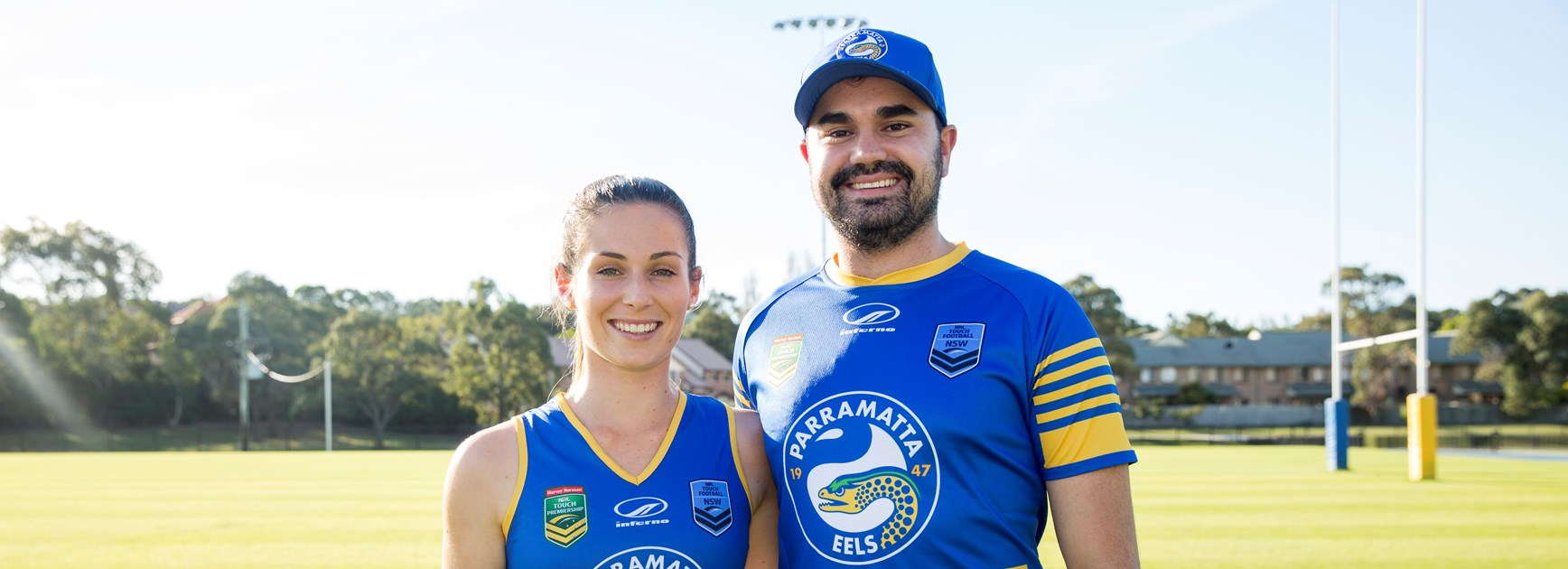 Eels to launch Touch Premiership this week against Wests Tigers