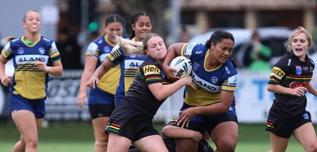 Eels confirm squad for 2021 Tarsha Gale Cup