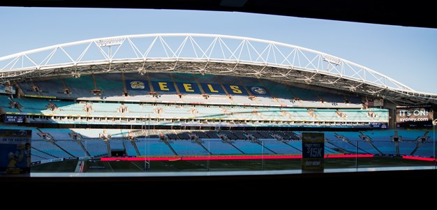 Game Day Info - Eels v Panthers