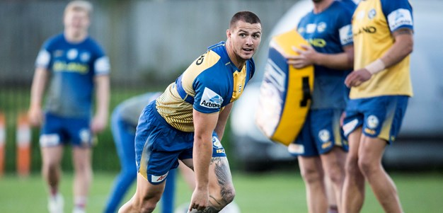 Eels prepare for Sea Eagles clash