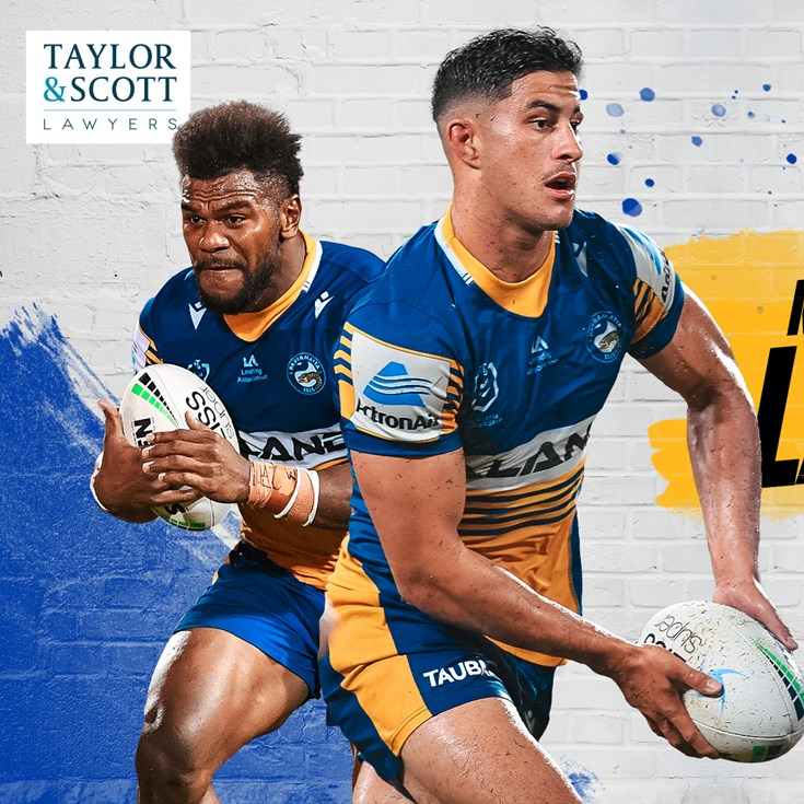 Late Mail - Eels v Dragons, Round Five