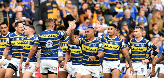 The Finals Equation: Parramatta Eels scenarios