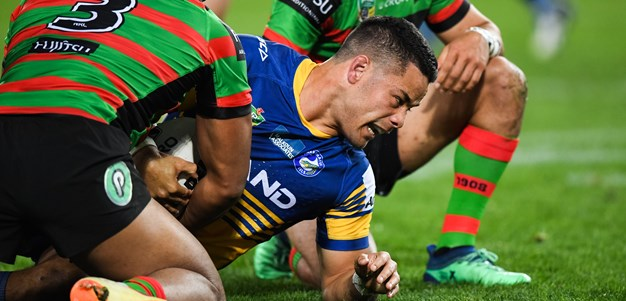 Eels stumble in second half to Rabbitohs