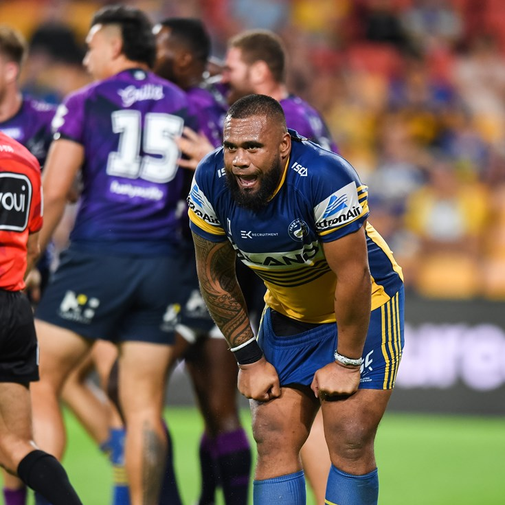 Eels fall short to Storm in Qualifying Final