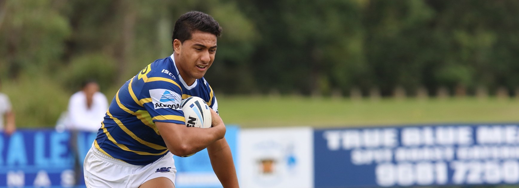 2020 Eels Junior Representative squad lists