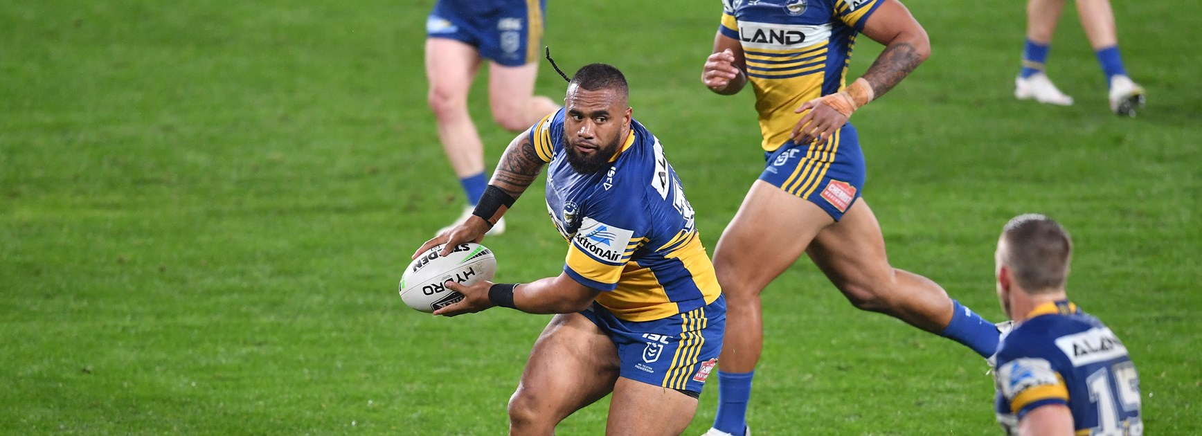 Eels duo charged by Match Review Committee