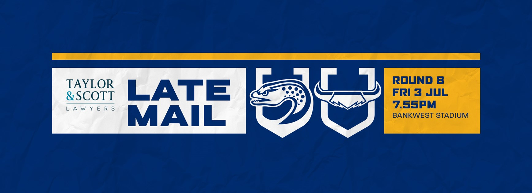 Late Mail: Eels v Cowboys, Round Eight