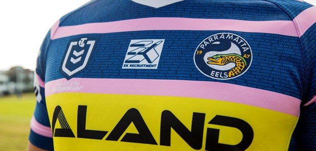 Eels proud to acknowledge women in rugby league