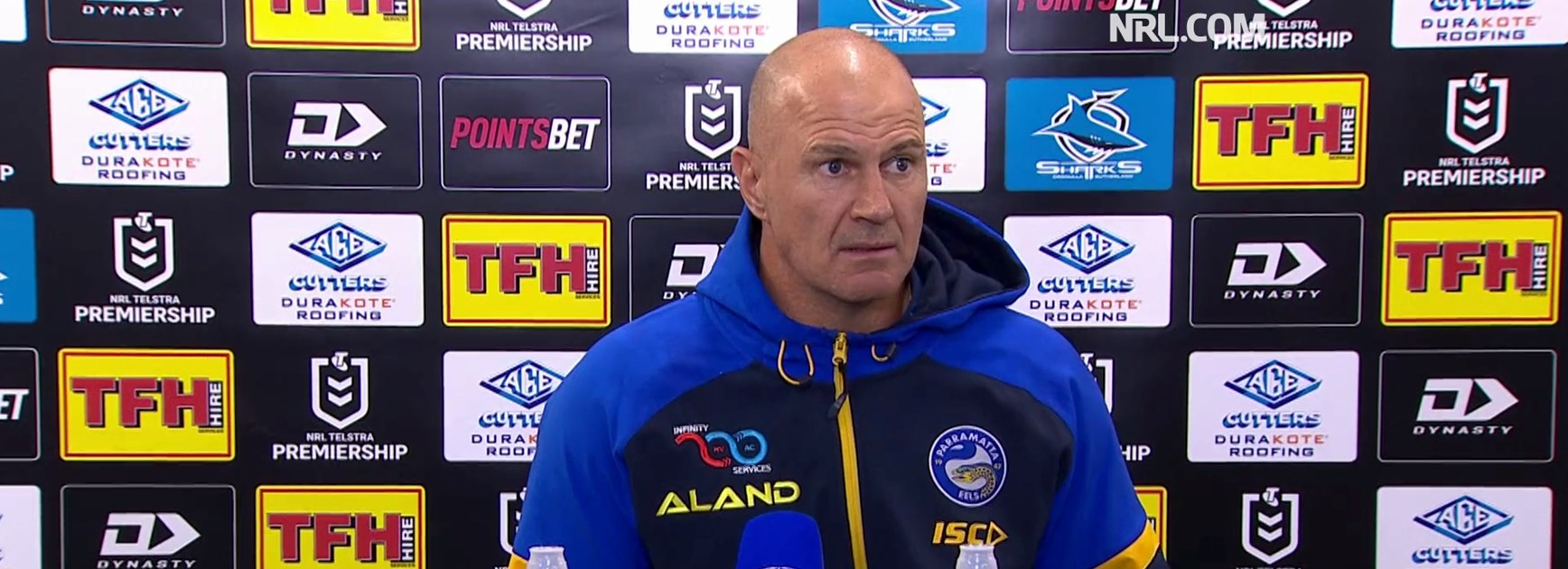 Arthur labels Eels win tough, gritty and dumb