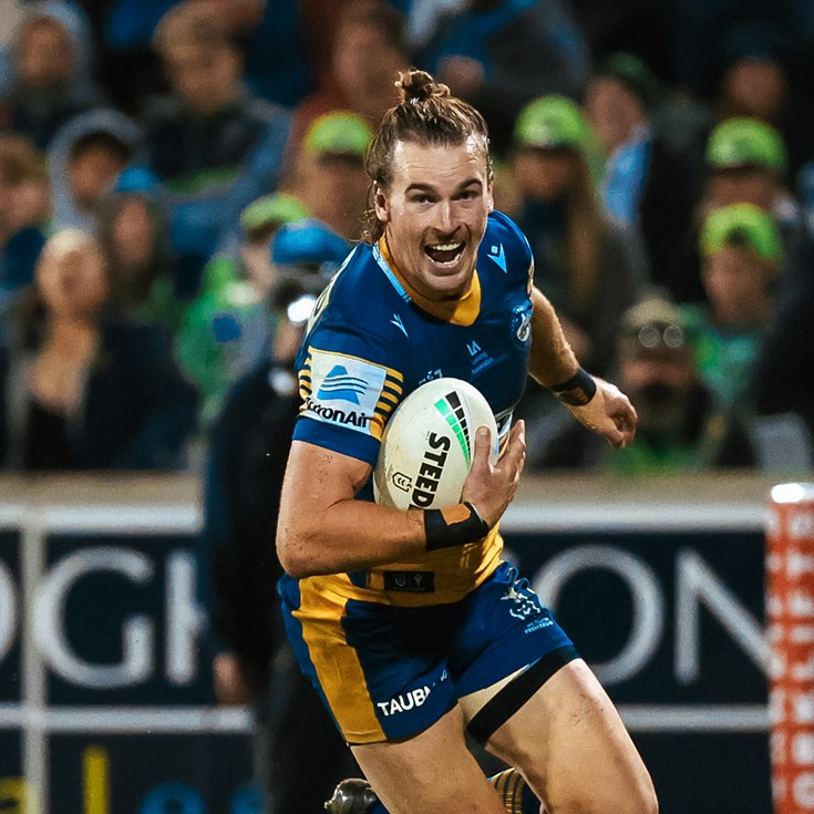Round 6 - Eels v Raiders Gallery