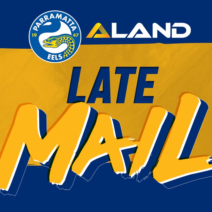 Eels v Titans Late Mail