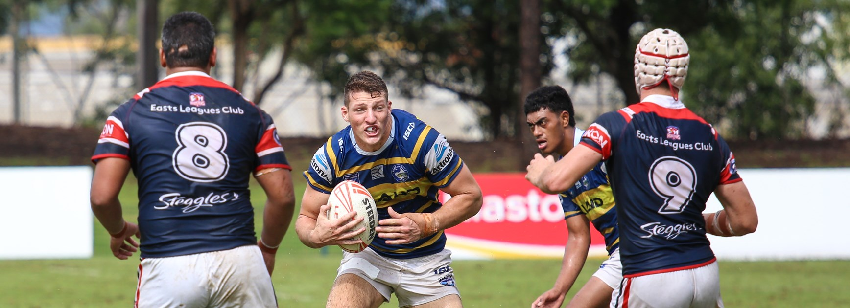 Junior Rep - NSWRL R8 & CRL Semi Finals