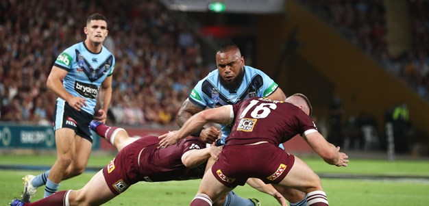 Queensland claim 2020 State of Origin series