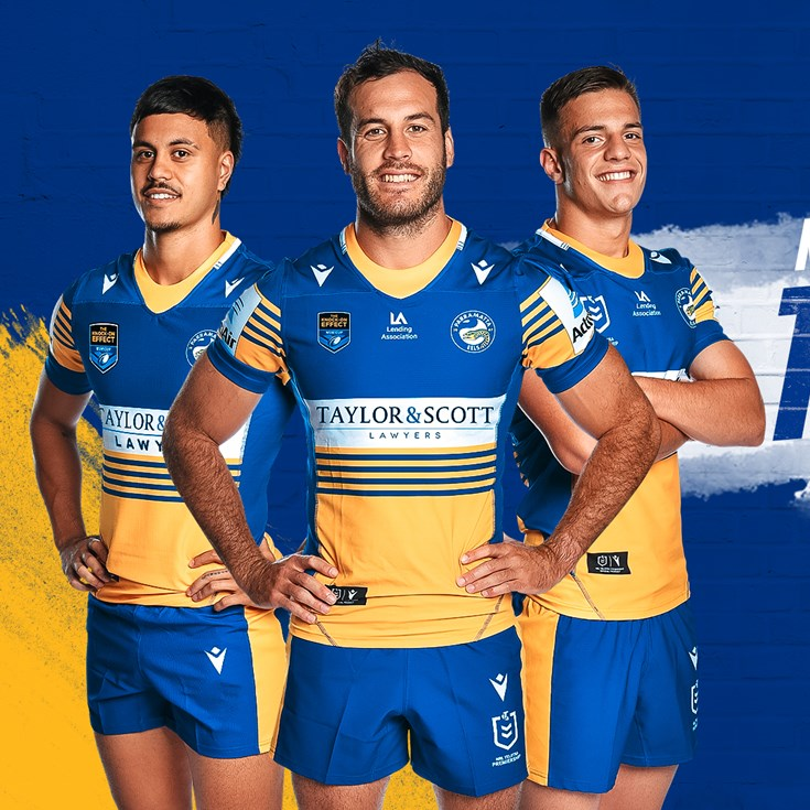 NSW Cup Team List - Eels v Blacktown Workers