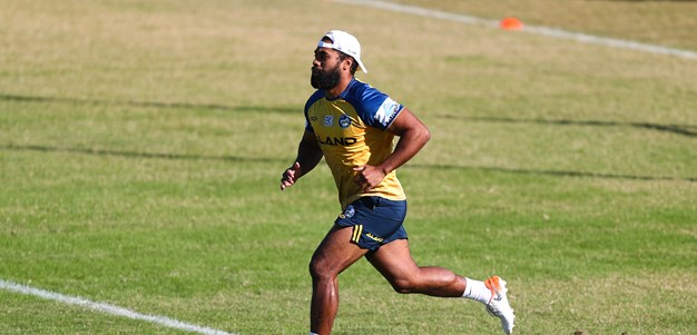 Just like starting over: Momentum gone but Eels ready for 'new season'