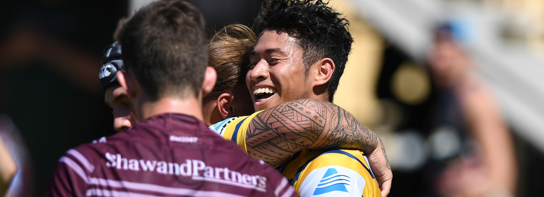 Eels Jersey Flegg dominate Sea Eagles at Lottoland