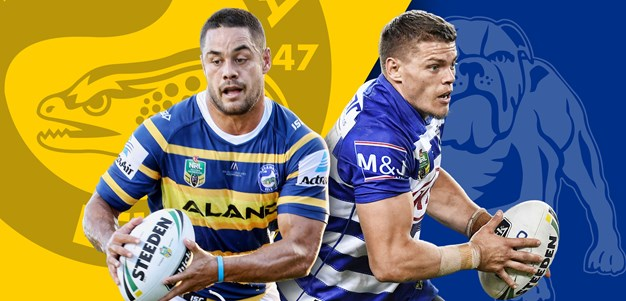 Eels v Bulldogs, Round 19 Match Preview