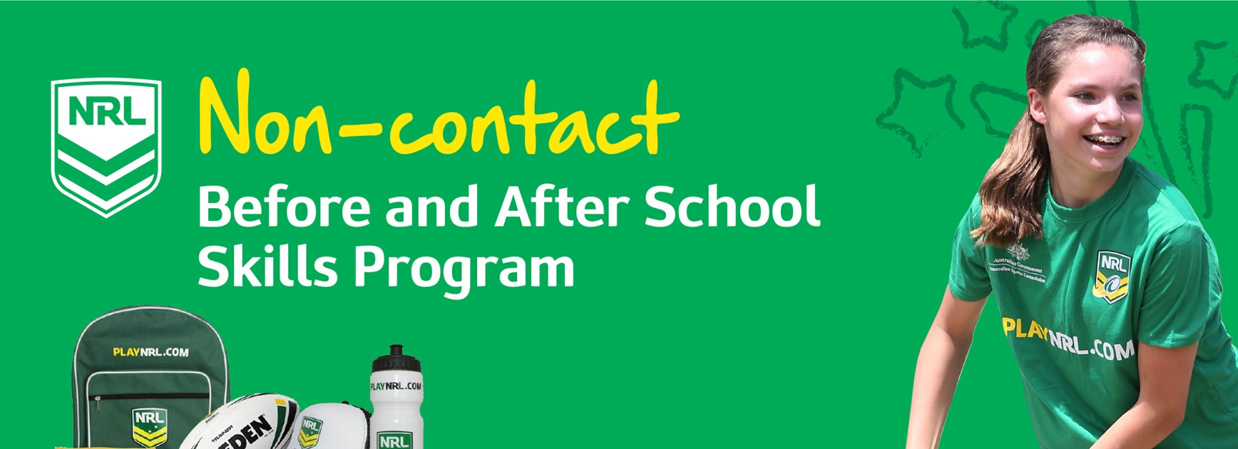 Non-contact Before and After School Skills Program