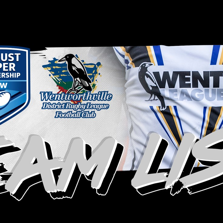 Wenty Magpies Round 22 Team List