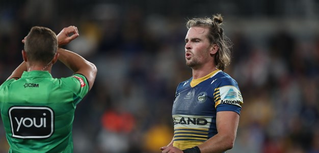Two Eels charged by NRL Match Review Committee