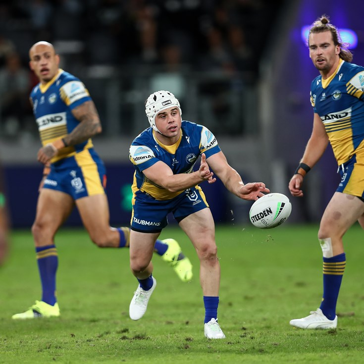 Fan Vote: Eels Man of the Match, Round Five