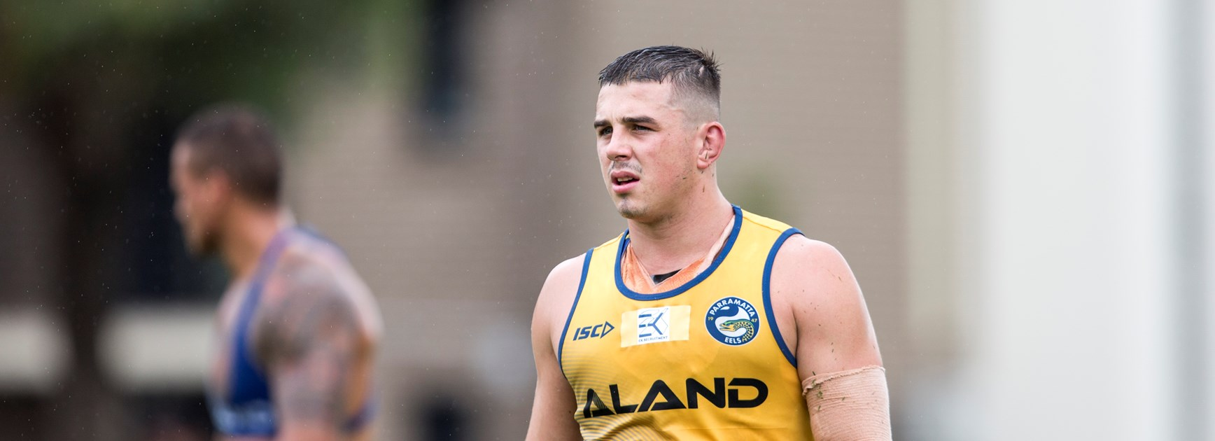 Eels upgrade and extend Mahoney contract