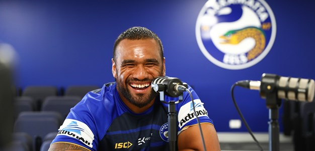 Junior Paulo joins the Talk in Parradise podcast