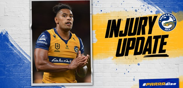 Injury Update - Round Nine