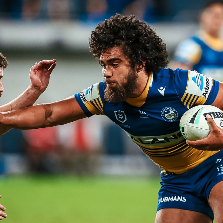 Round 5 - Eels v Dragons Gallery