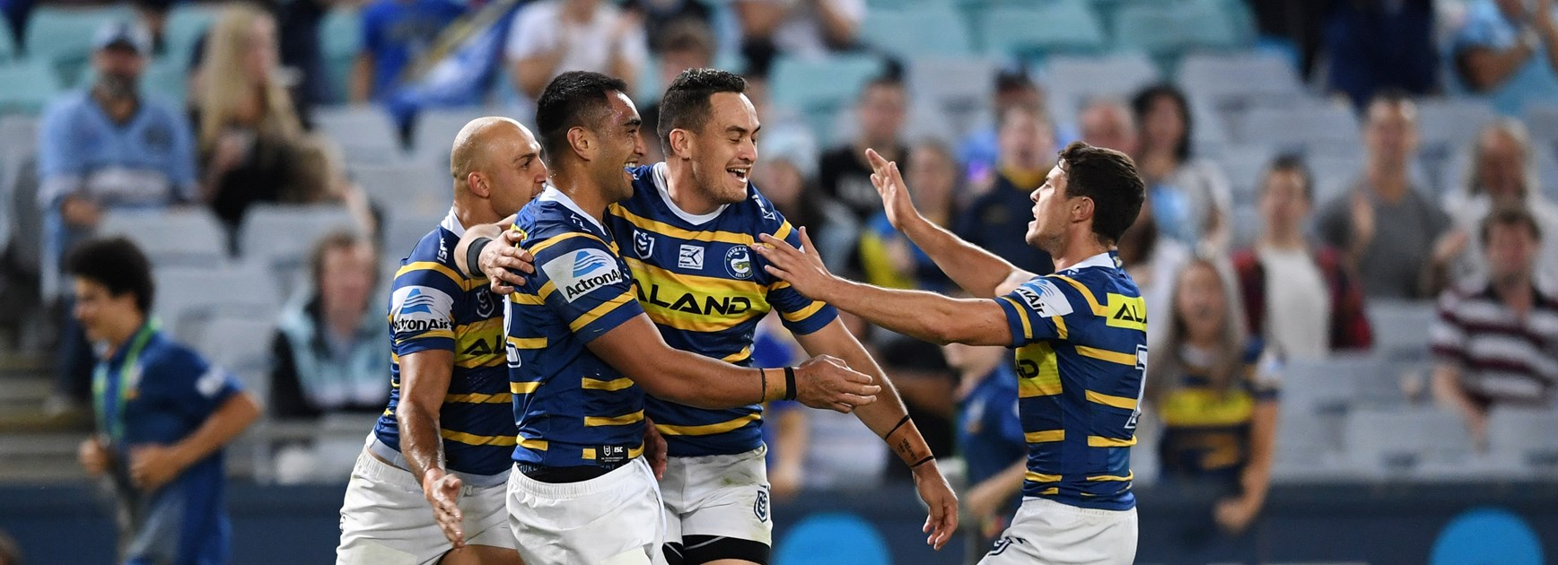 Parramatta Eels Club retain five players for 2020