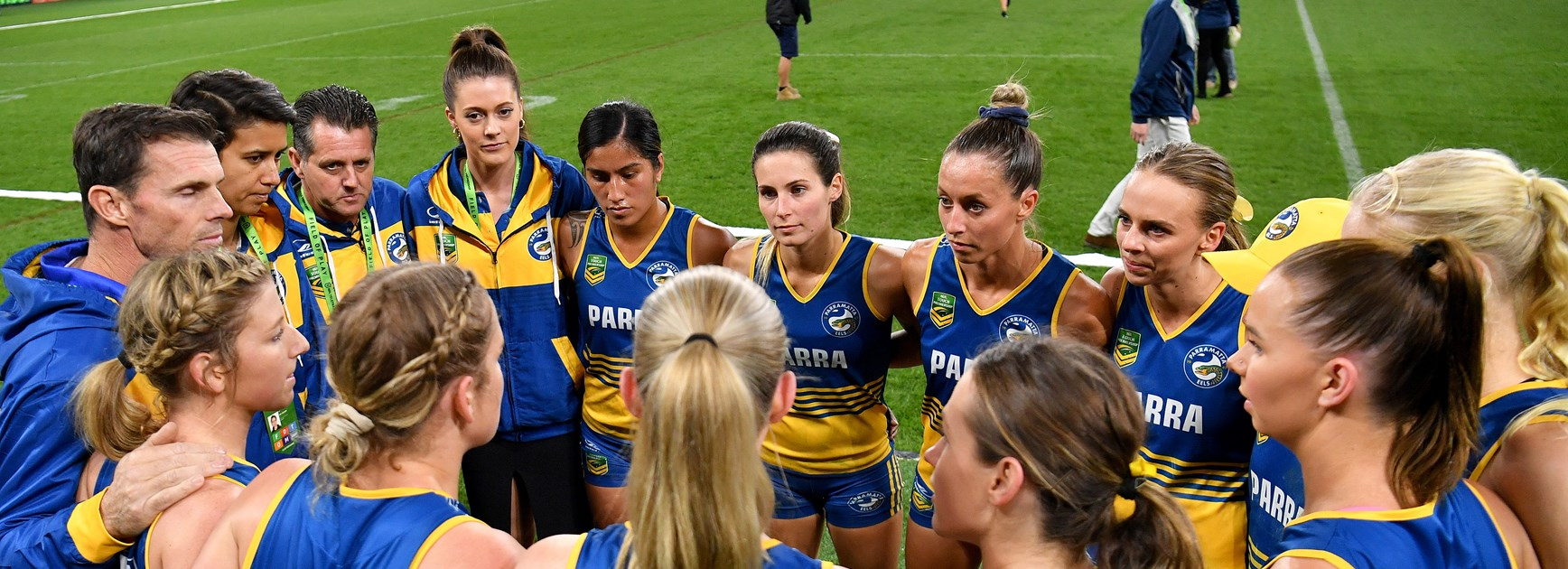 Eels Women's Touch Premiership side through to Grand Final