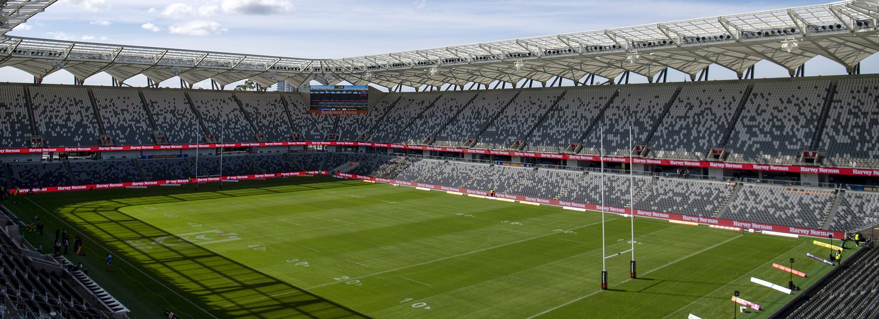 Bankwest Stadium cleared to host remaining round 7 matches