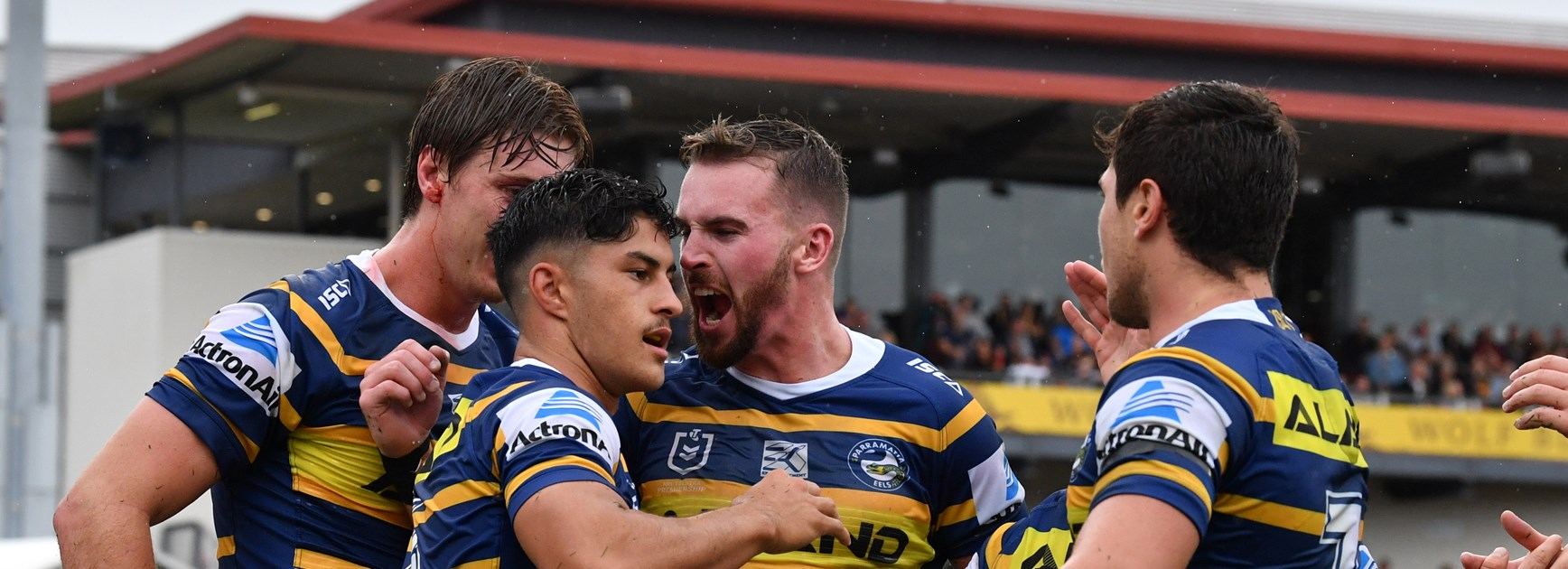 Eels to face Panthers in pre-season trial