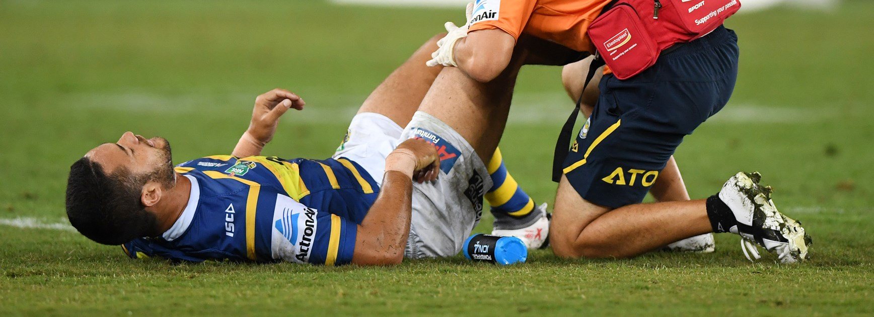 Injury Report: Round Four