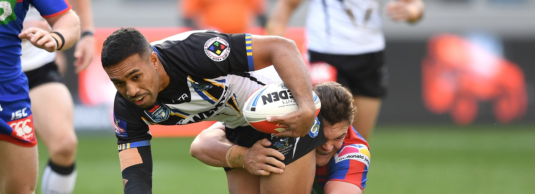Magpies struck down by Knights
