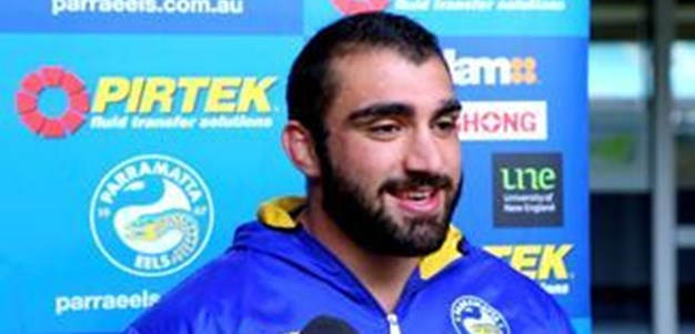 Round 15: Tim Mannah Media Conference