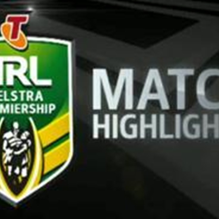 Eels vs Rabbitohs Round 15 (NRL Match Highlights)