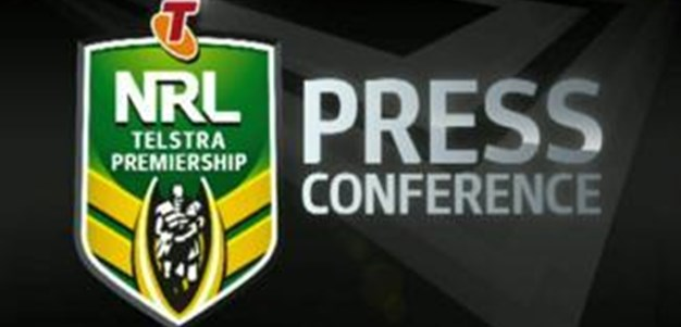 Eels vs Rabbitohs Round 15 (Eels Post-Match Media Conference)