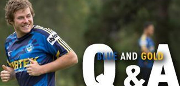 Blue and Gold Q&A: Jake Mullaney