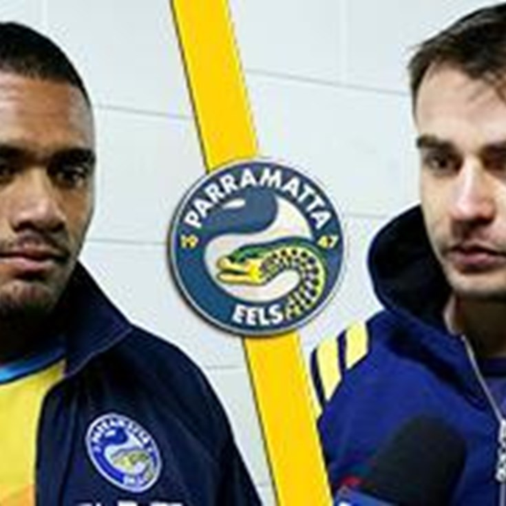 Round 19: Eels Post-Match Interviews