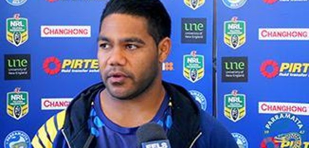 Round 15: Chris Sandow Media Conference