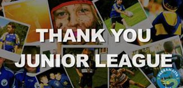 Junior League: Saying Thank You