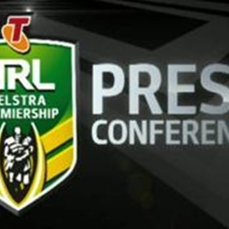 Eels vs Sea Eagles Round 21 (Eels Press Conference)