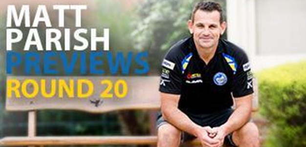 Matt Parish previews Round 20