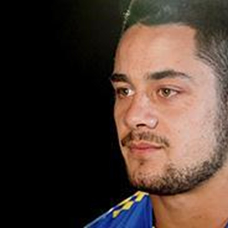Jarryd Hayne: Back and ready to go