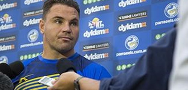 Round 4 - Anthony Watmough chats to the media