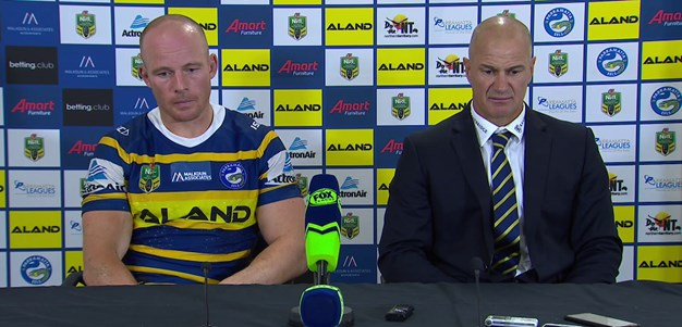 Eels v Sharks - Round Three Post Match Press Conference