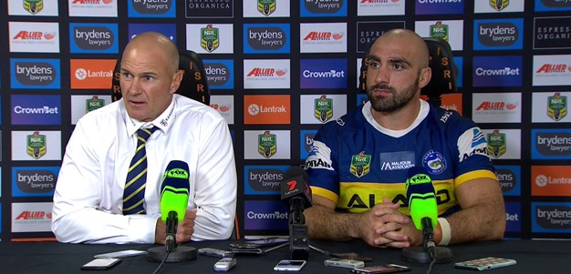 Wests Tigers v Eels - Post Match Press Conference